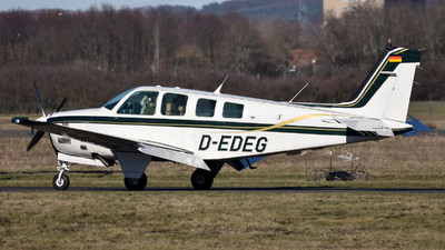 D-EDEG - Beechcraft B36TC Bonanza - Private