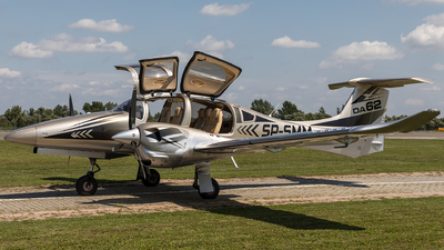 SP-SMM - Diamond Aircraft DA-62 - Private