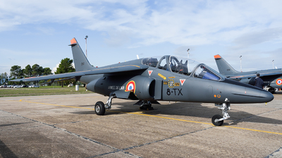 E93 - Dassault-Breguet-Dornier Alpha Jet E - France - Air Force
