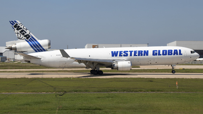 N542KD - McDonnell Douglas MD-11(F) - Western Global Airlines