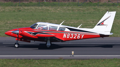N8326Y - Piper PA-30-160 Twin Comanche B - Private