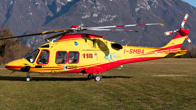 I-SMBA - Agusta-Westland AW-169 - Babcock MCS Italia