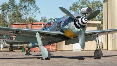 VH-WLF - Focke-Wulf Fw190A-8 - Private