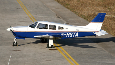 F-HGTA - Piper PA-28R-201 Arrow III - Club Aéronautique d'Annemasse