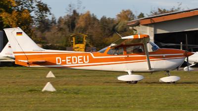 D-EDEU - Reims-Cessna F172M Skyhawk - Flugschule Airfield Service