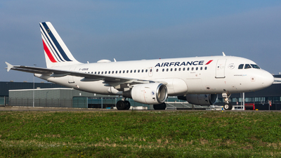 A picture of FGRHX - Airbus A319111 - Air France - © Fryderyk Kastelnik/ Fred Aviation