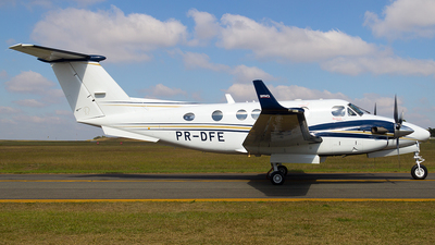 A picture of PRDFE - Beech B200GT King Air 250 - [BY147] - © Lucas Gabardo
