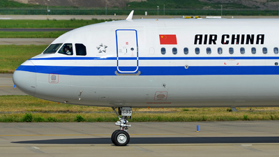 B-8585 - Airbus A321-232 - Air China