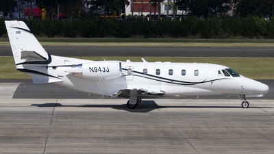 A picture of N94JJ - Cessna 560XL Citation Excel - [5605145] - © Hector Rivera - Puerto Rico Spotter