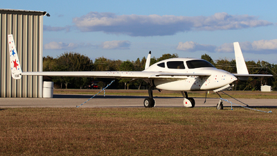 A picture of N238A - Cessna 414A Chancellor - [414A0817] - © Roger M