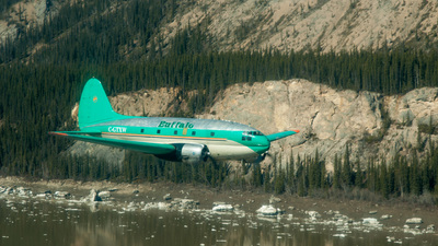 C-GTXW - Curtiss C-46 Commando - Buffalo Airways