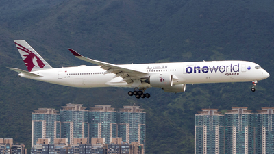 A7-ANE - Airbus A350-1041 - Qatar Airways