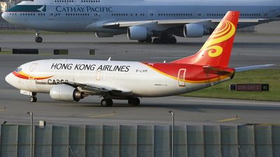 B-LHM - Boeing 737-39K(SF) - Hong Kong Airlines Cargo