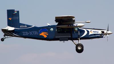 ZS-XTR - Pilatus PC-6/B2-H4 Turbo Porter - New Resolution Geophysics