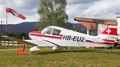 A picture of HBEUZ - Jodel DR250/160 Capitaine - [70] - © Alex