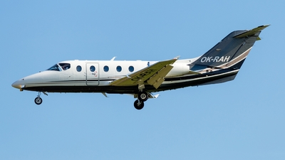 A picture of OKRAH - Hawker Beechcraft 400XP -  - © Simi