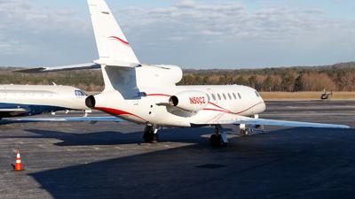N50CZ - Dassault Falcon 50EX - Air Waukegan