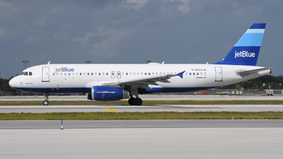 N524JB - Airbus A320-232 - jetBlue Airways
