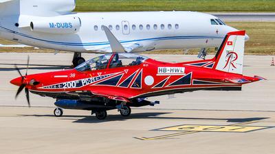 A picture of HBHWL -  - [] - © Enzo Gattullo - Plane Spotters Bari