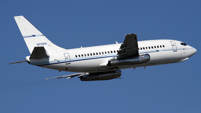 N733PA - Boeing 737-205(Adv) - Private