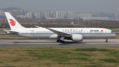 B-7800 - Boeing 787-9 Dreamliner - Air China