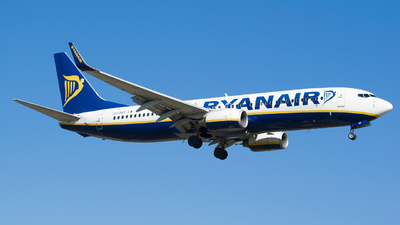 A picture of EIDHT - Boeing 7378AS - Ryanair - © Marco Macca
