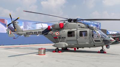 ZD4134 - Hindustan Aeronautics ALH Dhruv - India - Air Force