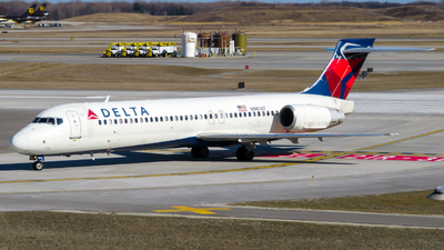 A picture of N981AT - Boeing 7172BD - Delta Air Lines - © Nick Kort