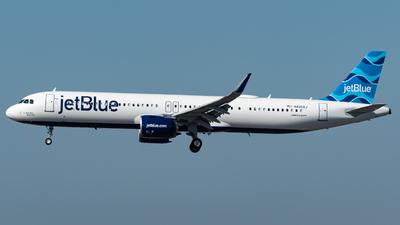 N4058J - Airbus A321-271NX - jetBlue Airways