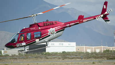 XB-DBQ - Bell 206L-4 Long Ranger IV - Mexico - Coahuila State Government