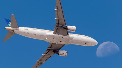 HZ-AS34 - Airbus A320-214 - Saudi Arabian Airlines