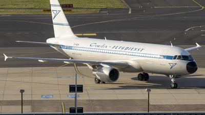 A picture of DAICH - Airbus A320212 - Condor - © Martin Mortensen