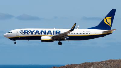 A picture of EIEVG - Boeing 7378AS - Ryanair - © Pablo Gonzalez de Leon