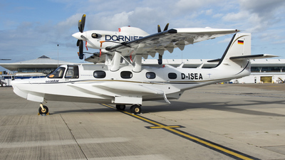 D-ISEA - Dornier CD-2 Seastar - Private