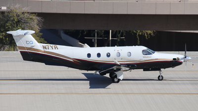 A picture of N7YR - Pilatus PC12/45 - [532] - © XueQing
