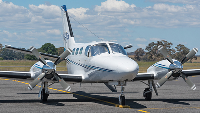 VH-VEY - Cessna 441 Conquest II - Vee H Aviation