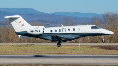 HB-VVA - Pilatus PC-24 - AMAC Aerospace