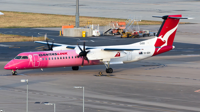 VH-QOH - Bombardier Dash 8-Q402 - QantasLink (Sunstate Airlines)