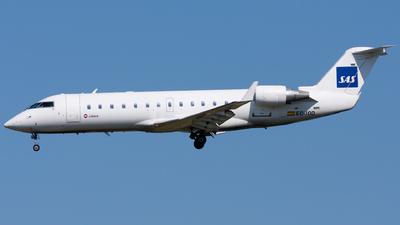 EC-JOD - Bombardier CRJ-200ER - Scandinavian Airlines (Cimber)