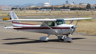 N93316 - Cessna 152 - Private