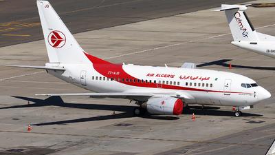7T-VJQ - Boeing 737-6D6 - Air Algérie