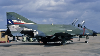 65-0665 - McDonnell Douglas F-4D Phantom II - United States - US Air Force (USAF)