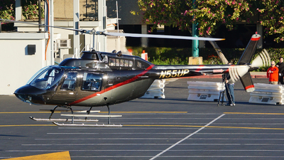 N55UP - Bell 206B JetRanger - Universal Helicopters