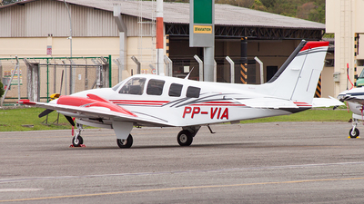 A picture of PPVIA - Beech G58 Baron - [TH2483] - © raphacwb