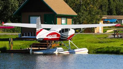 A picture of N2430F - Cessna 180H - [18051630] - © C. v. Grinsven