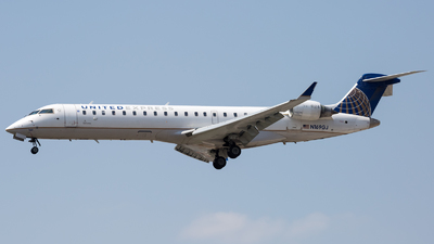 N169GJ - Bombardier CRJ-702 - United Express (GoJet Airlines)