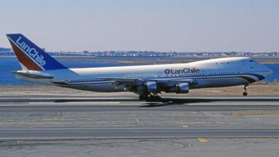 EI-BED - Boeing 747-130 - Lan Chile