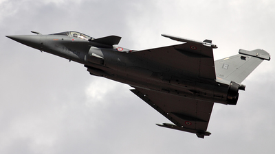 134 - Dassault Rafale C - France - Air Force