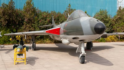750 - Hawker Hunter FGA.9 - Chile - Air Force