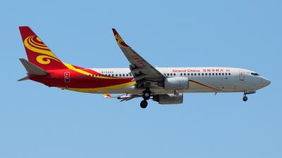 B-5482 - Boeing 737-84P - Grand China Air